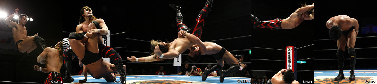 Tanahashi vs. Okada am 31.01.2010