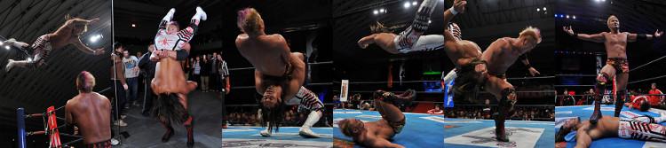 Tanahashi vs. Okada am 12.02.2012