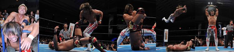 Tanahashi vs. Okada am 16.06.2012