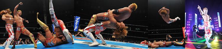 Tanahashi vs. Okada am 04.01.2013