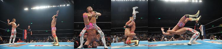 Tanahashi vs. Okada am 10.08.2013