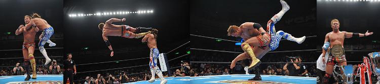 Tanahashi vs. Okada am 14.10.2013