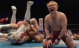 Tanahashi vs. Yano am 05.03.2015