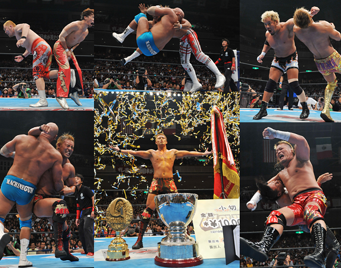 "[Résultats] NJPW ""NJPW 40TH ANNIVERSARY TOUR ~ G1 CLIMAX 22 ~THE ONE AND ONLY~"" Njpwfoto12082012"