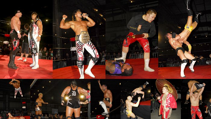 The Official HYBRID GLADSTONE Memorial Indy & Puro Results Thread Njpwfoto14052011